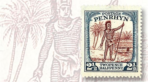 penrhyn-island-two-and-half-penny-rarotongan-chief