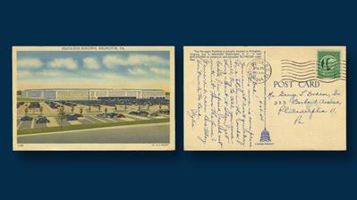 pentagon-postcard
