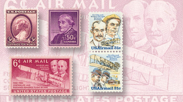 people-honored-on-multiple-us-stamps