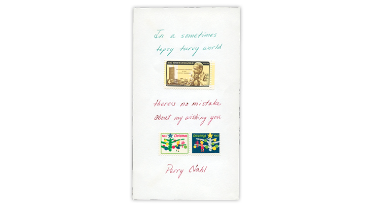 perry-nahl-christmas-greeting-dag-hammarskjold-special-printing