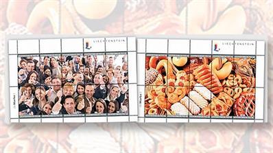 personalized-liechtenstein-stamps