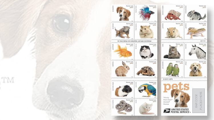 pets-set-forever-stamps