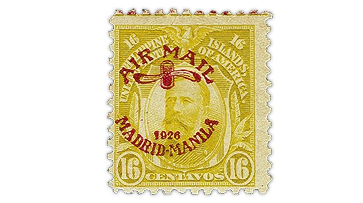 philippines-1926-red-overprint-stamp