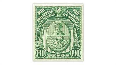 philippines-1931-manila-arms-stamp