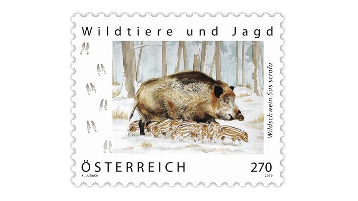 pig-stamp-austria