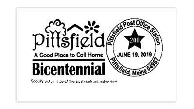 pittsfield-maine-bicentennial-postmark