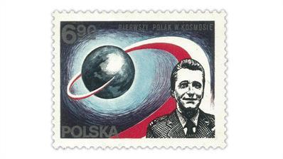 poland-unissued-1978-zenon-jankowski-stamp