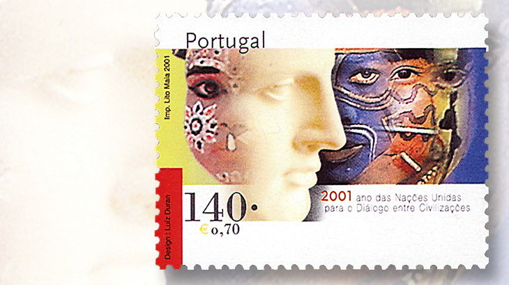portugal-2001-year-of-dialogue-civilization-issue
