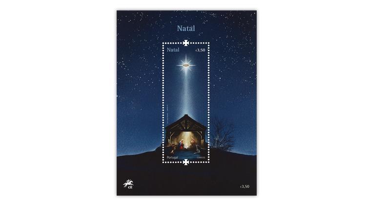 portugal-2019-christmas-souvenir-sheet-asiago-award