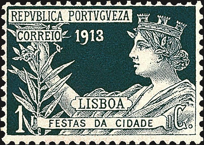 portugal-postal-tax-stamp-lisbon-festival-1913