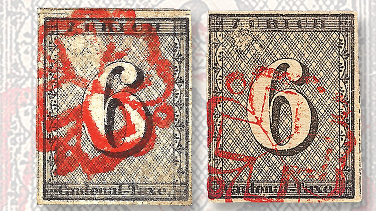 position-98-six-rappen-zurich-cantonal-stamp