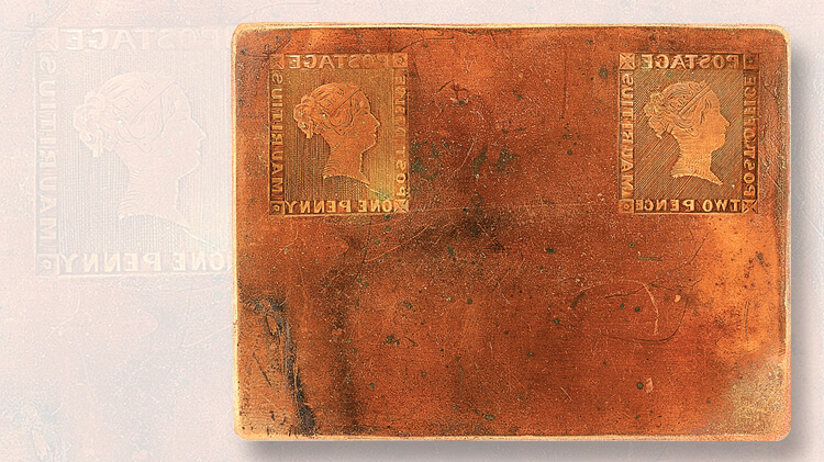 post-office-mauritius-printing-plate