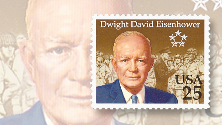 Born Oct 14 Dwight D Eisenhower