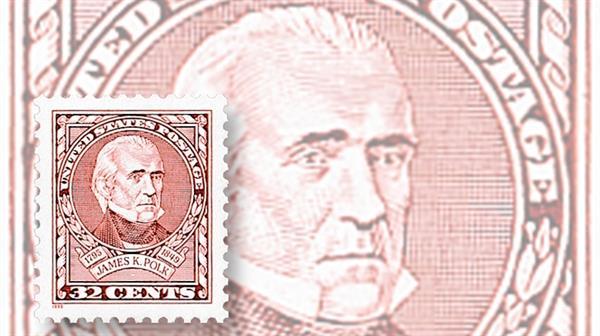 president-james-polk-commemorative