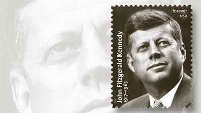 president-john-kennedy-2017-stamp