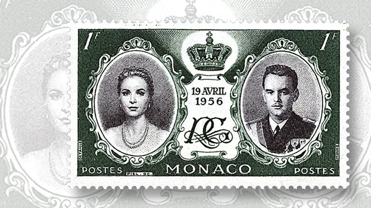 prince-rainier-and-grace-kelly-wedding-stamp