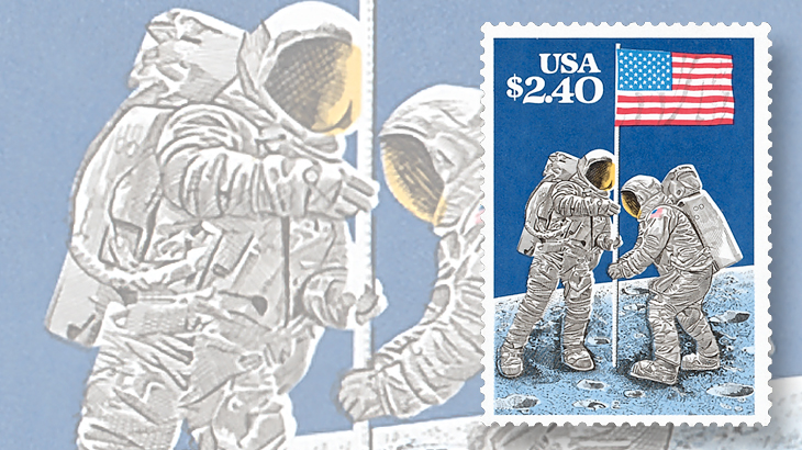 priority-mail-moon-landing-stamp