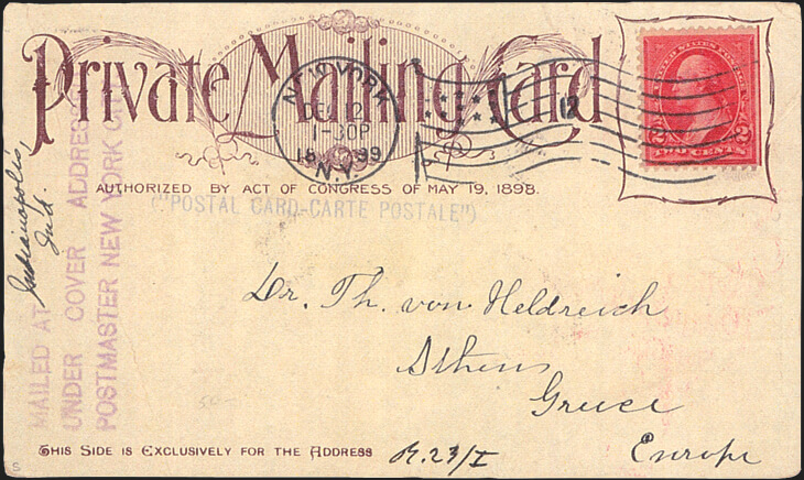 private-mailing-card-unusual-marking