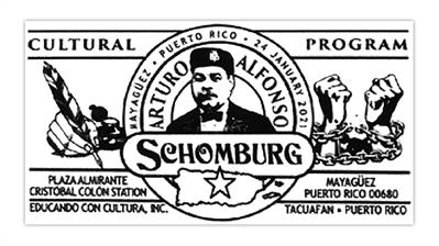 puerto-rico-arturo-alfonso-schomburg-postmark