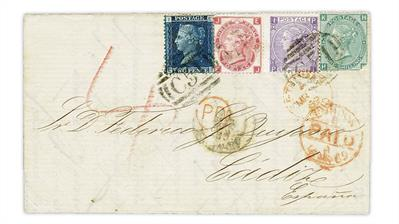 puerto-rico-spain-1869-cover-queen-victoria-stamps