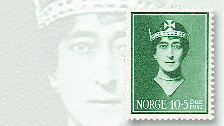 queen-maud-semipostal-stamp