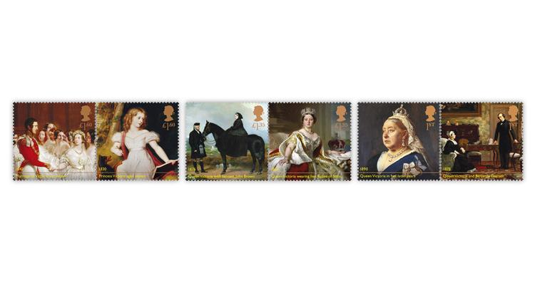 queen-victoria-birth-bicentennial-stamps
