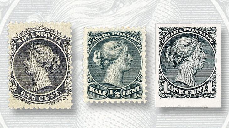 queen-victoria-canada-stamps