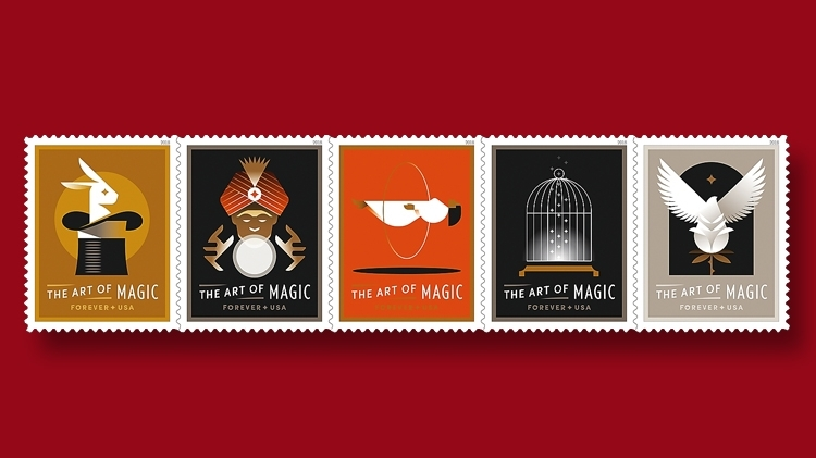 rabbit-magic-souvenir-sheet-stamps