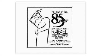 rafael-lopez-del-campo-san-juan-puerto-rico-postmark