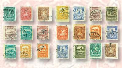 range-mexico-mulitas-stamps