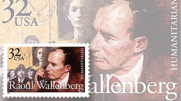 raoul-wallenberg-commemorative-stamp