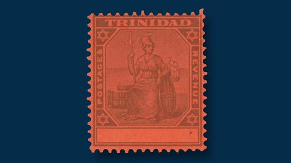 rare-trinidad-1-penny-black