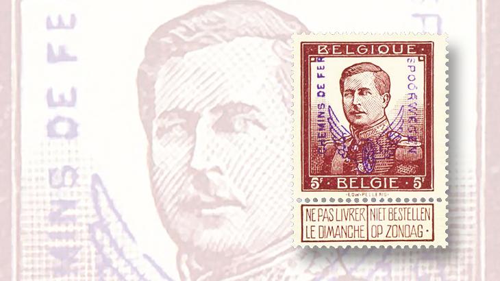 rasdale-auction-belgium-1915-king-albert-parcel-post-railway-stamp