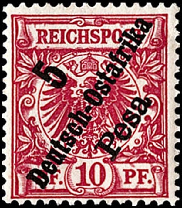Postage stamp: more than the sum of its parts