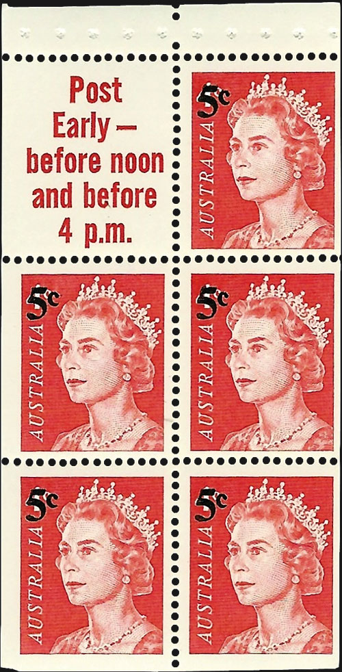 Innovation and function shaped the evolution of stamp booklets