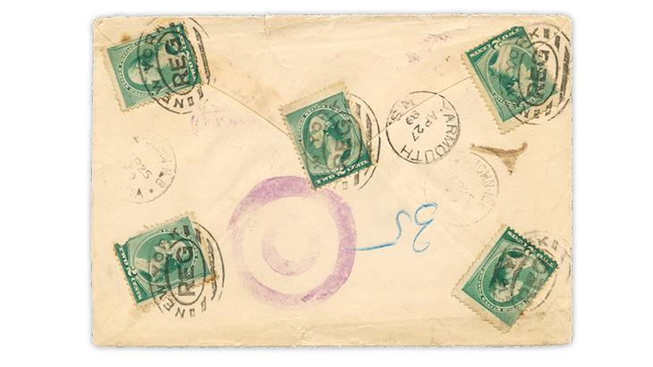 registered-cover-1889-nassau-street-henry-gremmel-reverse