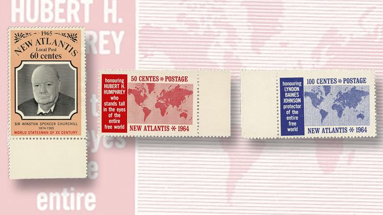 republic-new-atlantis-stamplike-local-post-labels