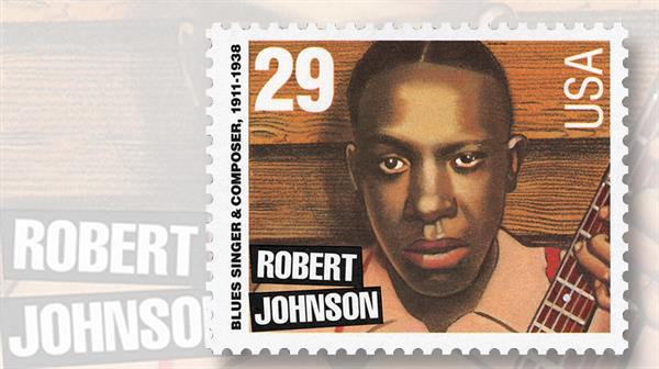 robert-johnson-blues-american-music-stamp