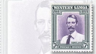 robert-louis-stevenson-samoa-stamp