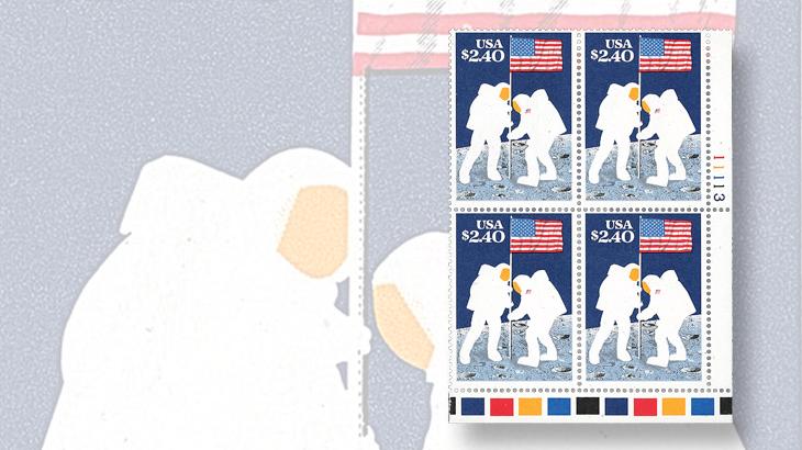 robert-siegel-auction-moon-landing-error-plate-block-2015