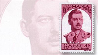 romania-king-carol-ii-semipostal