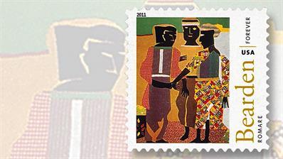 romare-bearden-conjunction-art-stamp
