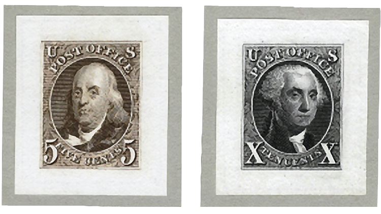 roosevelt-1903-small-die-proof-album-benjamin-franklin-george-washington-1847-issue