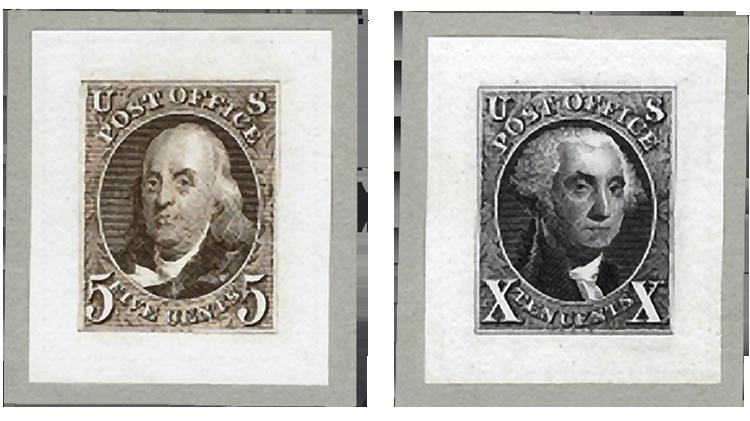 roosevelt-1903-small-die-proof-album-benjamin-franklin-george-washington-1847-issue