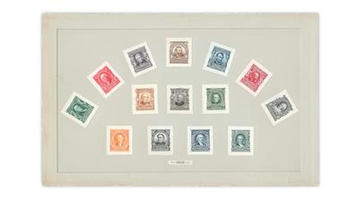 roosevelt-album-page-1902-defintive-series-small-die-proofs