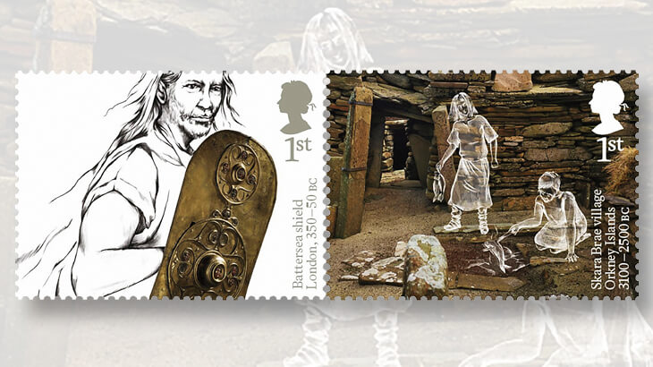 royal-mail-ancient-britain-set-orkney-islands