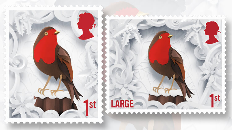 royal-mail-christmas-robin-redbreast-stamp