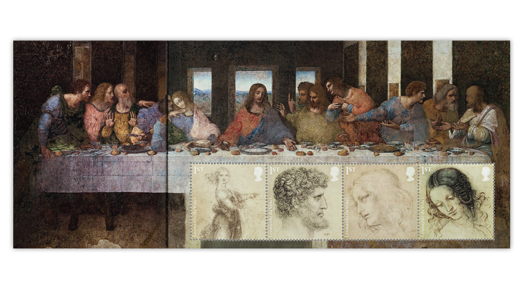 royal-mail-da-vinci-prestige-booklet