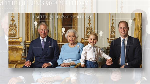 royal-mail-souvenir-sheet-queen-elizabeth-family