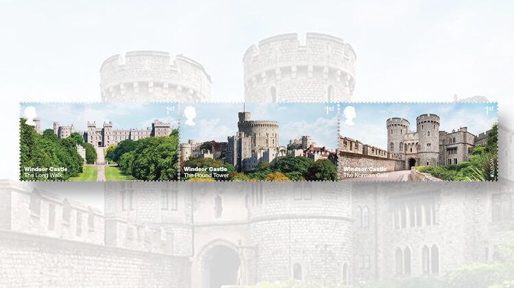 royal-mail-windsor-castle-exterior-stamps